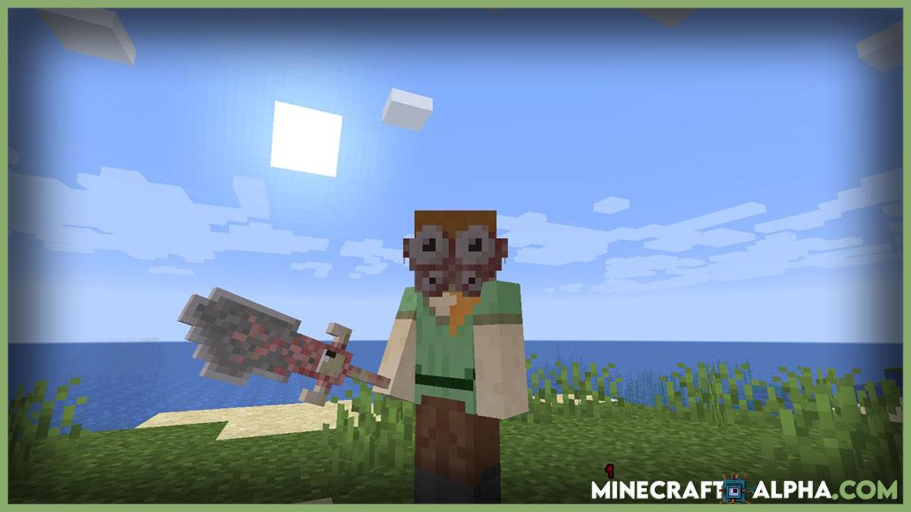 Minecraft New Biomancy Mod 1.16.5