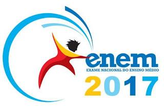 As inscrições para o ENEM 2017 começam hoje!