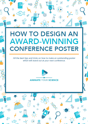 "Cover to ""How to Design an Award-Winning Conference Poster"""