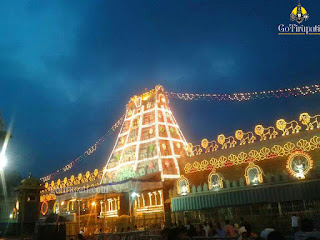 Tirupati Darshan Package Online Booking