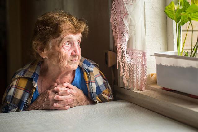 Я сдала в частный дом престарелых свою мать после того, как ей исполнилось 84 года и она стала «чудить»