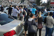 Gempa Berkekuatan 6,6 Skala Richter Mengguncang  Turki