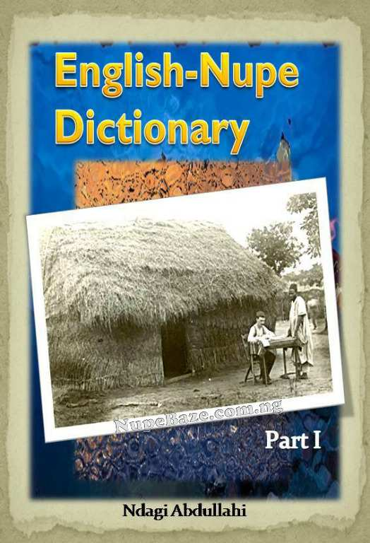 Nupe Dictionary With English Language