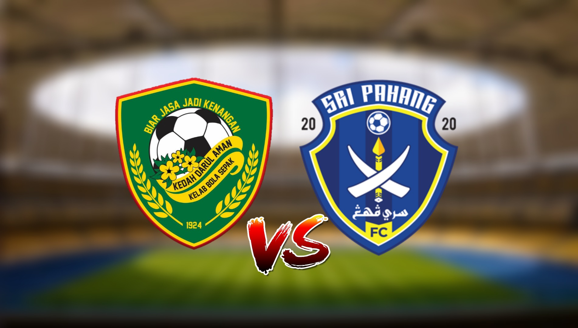 Live Streaming Kedah Darul Aman FC vs Sri Pahang FC Liga Super 2.4.2021