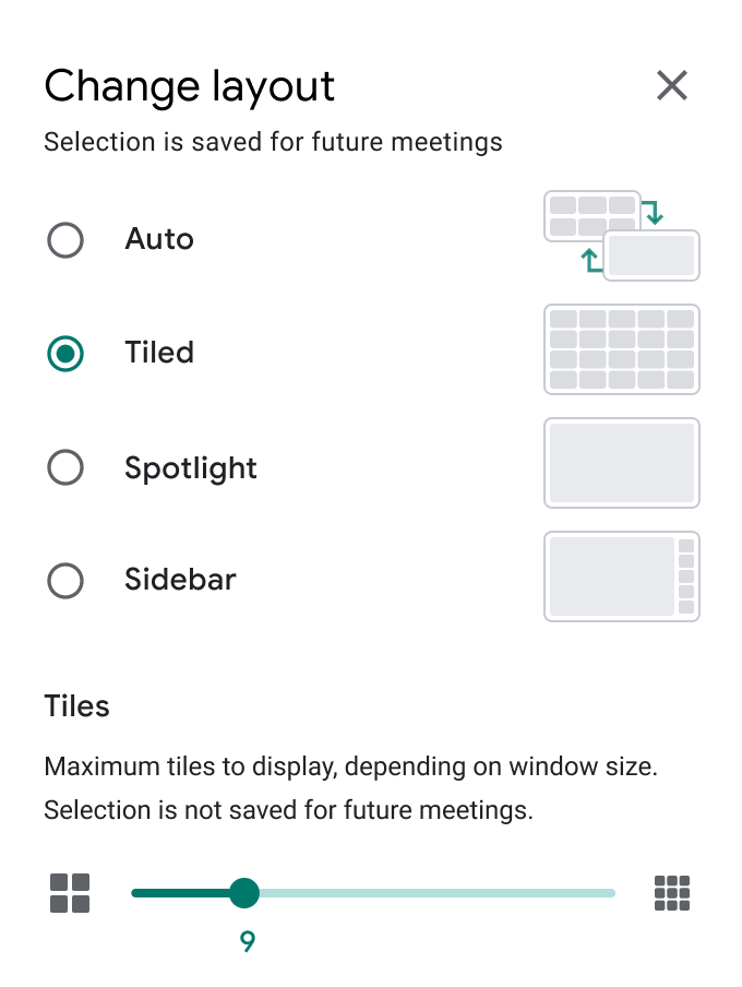 Google Workspace Updates: See up to 49 people, including yourself, in Google  Meet