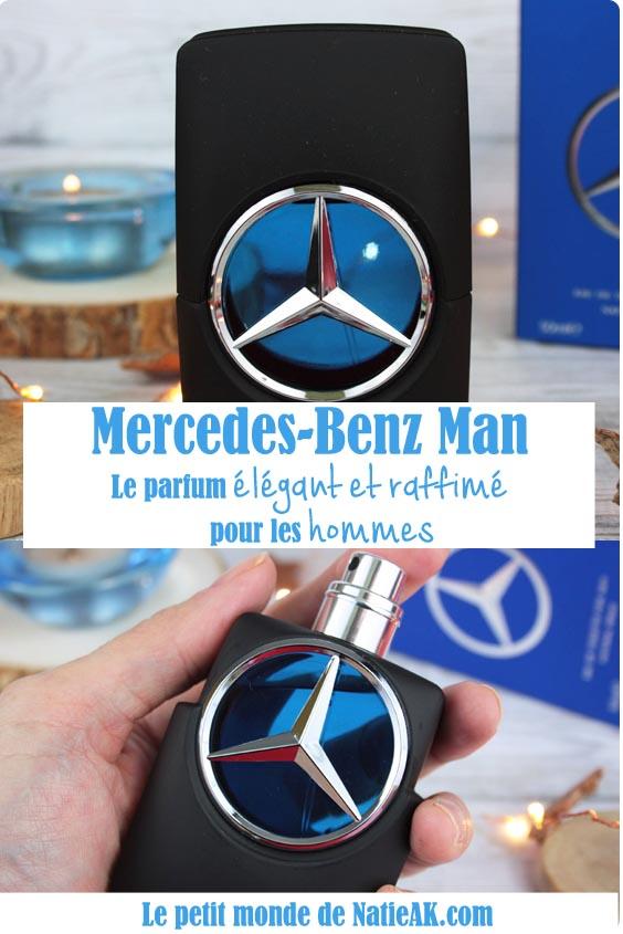 eau de toilette homme Mercedes-Benz Man