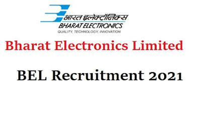 BEL-Recruitment-2021
