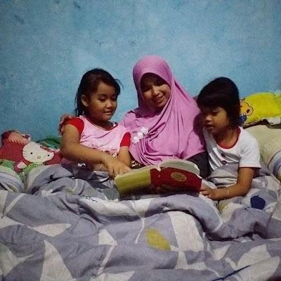 Hafalan Surat Pendek Dan Doa Harian Sebelum Tidur Malam