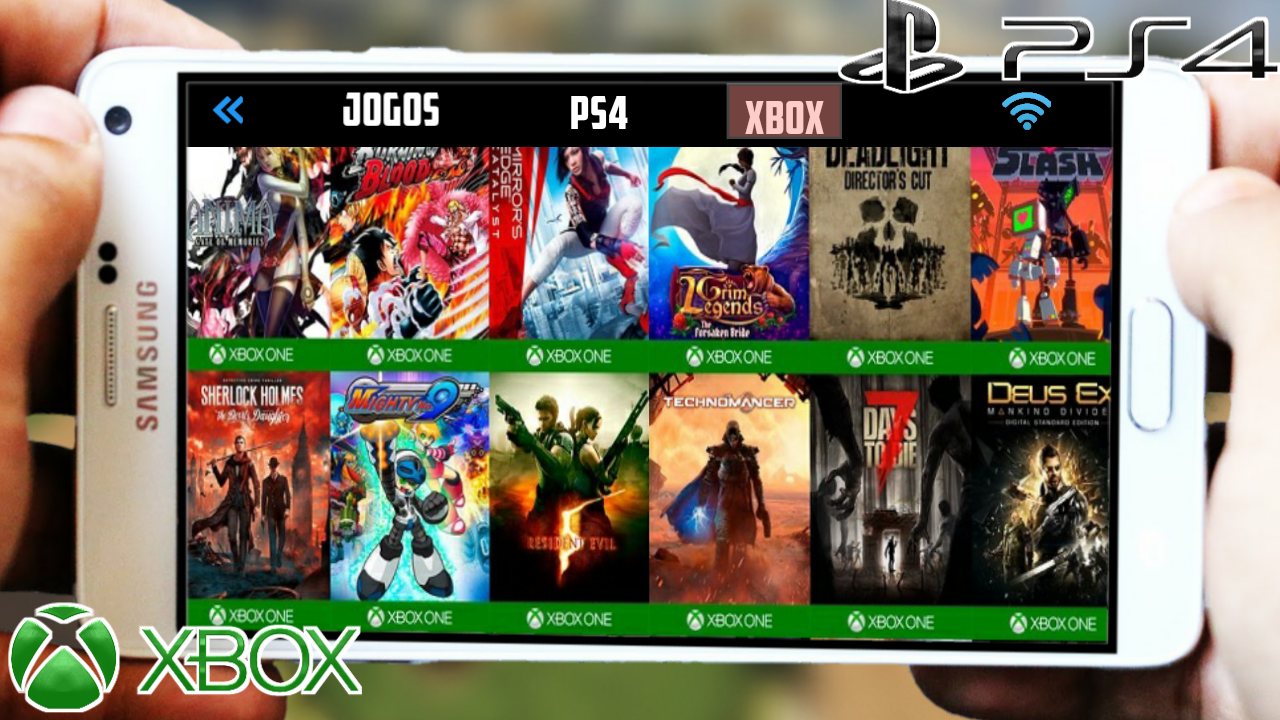 Resultado de imagem para Emulador OFICIAL De PS4/Xbox ONE Para CELULAR