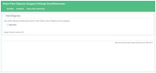 Sistem Pakar Metode Dempster Shafer dengan PHP dan MySQL