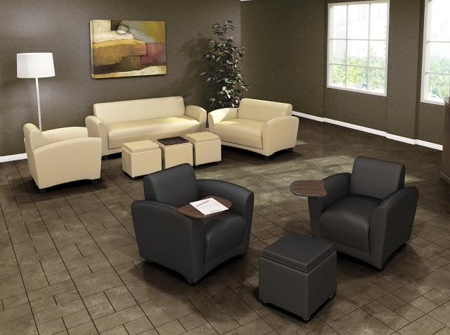 Modern Lobby Seating