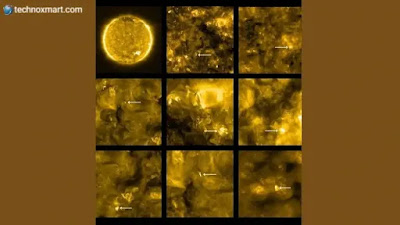 Solar Rover Discloses Sun's Little 'Campfires' In Relatively Close-Ever Pictures