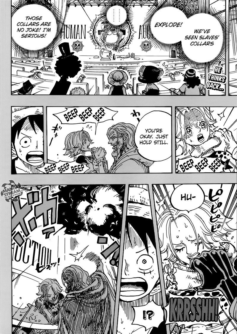 One Piece Manga Chapter 947 - Image 002