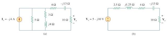 source transformation ac circuit
