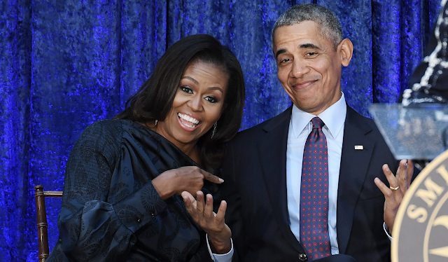 Barack and Michelle Obama reveal 7 of their productions with Netflix