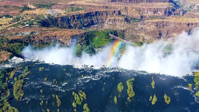 Cataratas Victoria, Sudáfrica