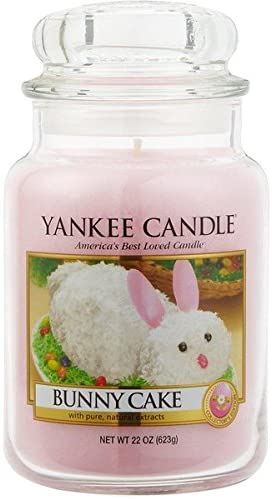 Yankee Sweet Bunny Cake for Easter