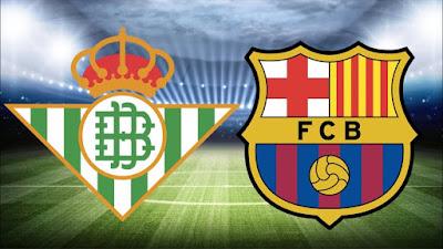 مباراة برشلونة وريال بيتيس real betis vs barcelona كورة توداي مباشر7-2-2021 والقنوات الناقلة في الدوري الإسباني