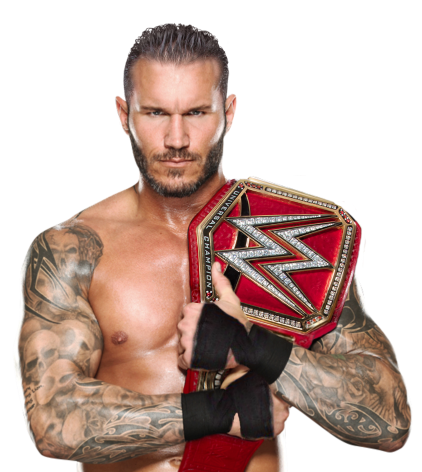 Renders Backgrounds LogoS: Randy Orton