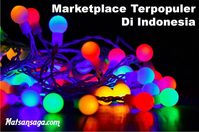 Marketplace Terpercaya Indonesia
