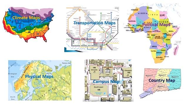 jenis peta