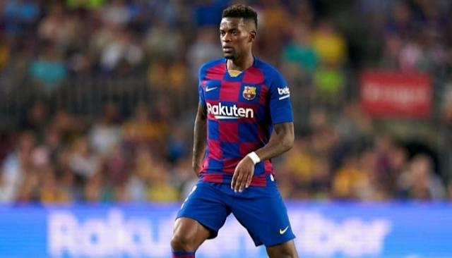 تجديد عقد مدافع برشلونة