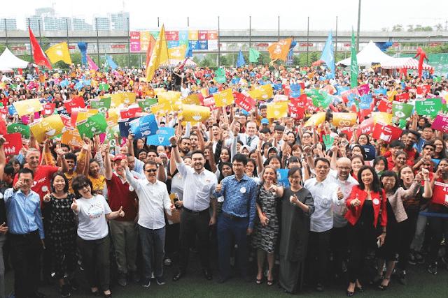 Solidarity for UN Sustainable Development Goals, Sunway University,