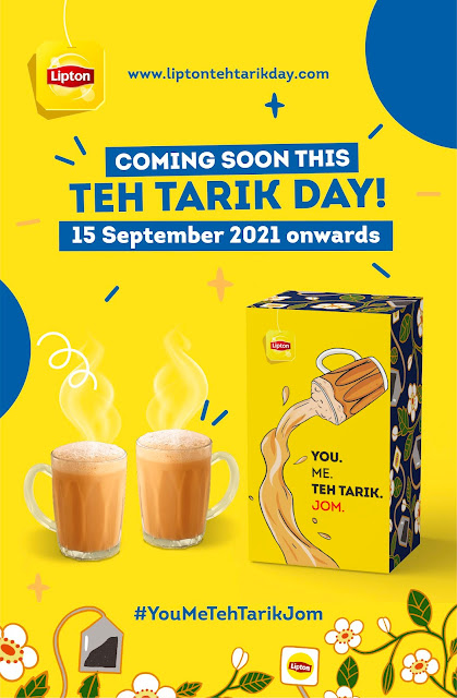 Reconnect Over A Cup Of Tea This Tarik Day with Lipton!
