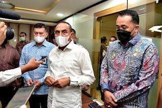 RUPS LB PT Bank Sumut Usulkan Dua Nama Calon Dirut Baru