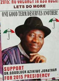 'My Company Is Being Owed N24 Million For Printing Good luck Jonathan's Poasters' - Mr Idowu