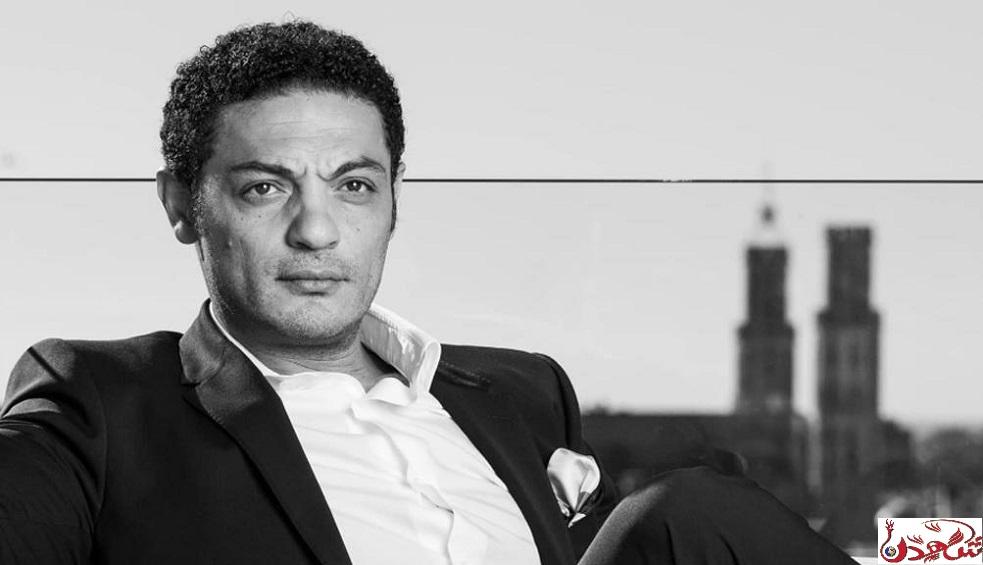 محمد علي المقاول و الفنان