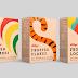 Propuestas minimalistas para el nuevo packaging de Kellogg's.