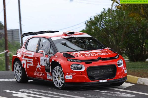 Primeros inscritos en el 47 Rally Senderos de La Palma