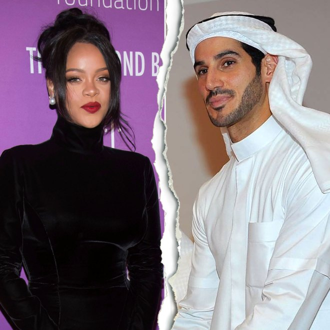 Rihanna & Hassan Jameel Break Up After Nearly 3 Years Together