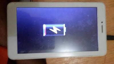 Tes LCD Baru Advan