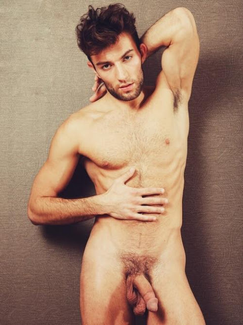 JARED NORTH, dick, man,