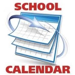 School Action Plan Calendar - March 2019