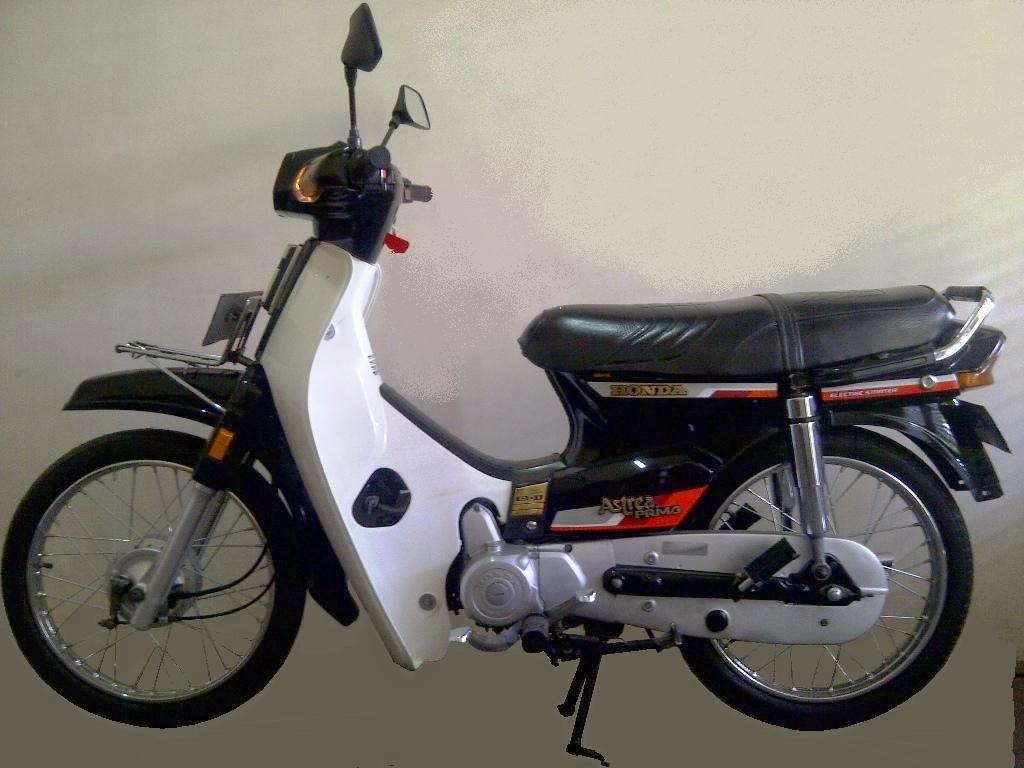 Modifikasi Motor Honda Astrea Star Terkeren