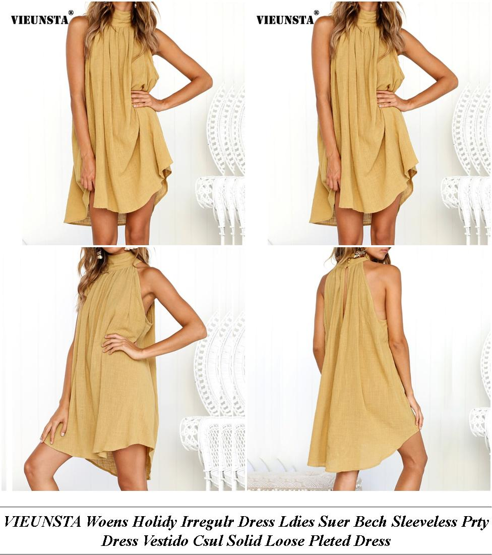 Plus Size Semi Formal Dresses - Big Sale Online - Yellow Dress - Cheap Clothes Online