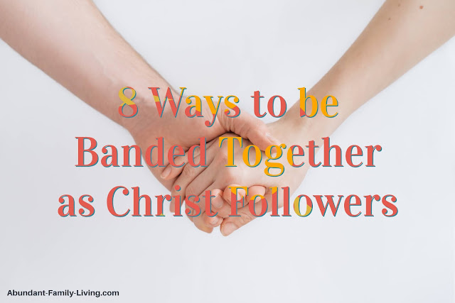 8 Ways to be Banded Together