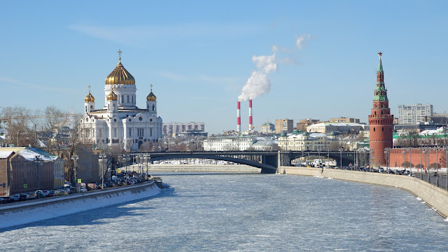 capital of Russia