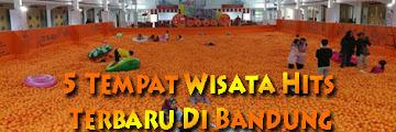 5 Tempat Wisata Hits Keren Banget Di Bandung