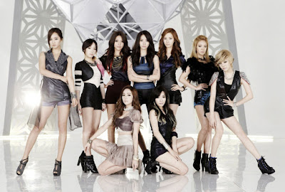 SNSD The Boys Comeback Stage