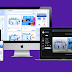 Hartomy Grid Style Premium Blogger Template Download