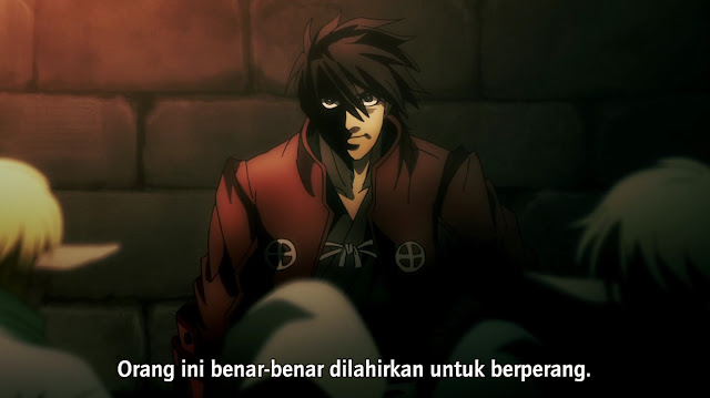 Drifters Subtitle Indonesia Episode 05