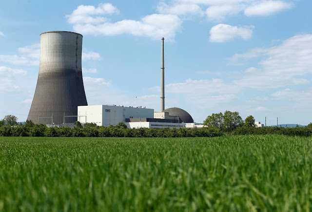 Image Attribute: General view of the nuclear power plant that will be dismantled in Muelheim-Kaerlich, Germany, May 22, 2017. Picture was taken on May 22, 2017. REUTERS/Thilo Schmuelgen