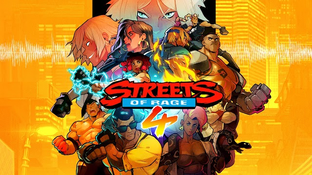 STREET OF RAGE 4: Official Game Direct Free Download