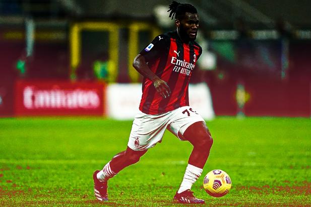 Kessiè salva il Milan