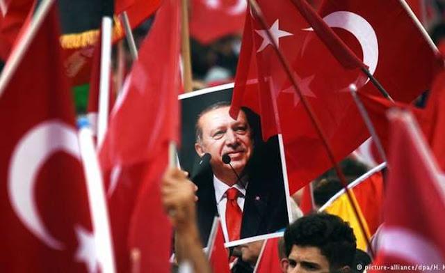 Η Τουρκία, μια μουσουλμανική χώρα μεταξύ Ευρώπης και Ασίας