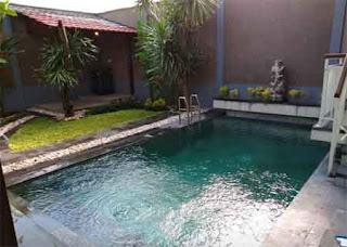 Dijual Rumah Batanghari Renon Bali Style Villa